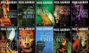 Cover - The Sandman Series
