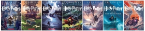 Cover - Harry Potter 2013 Releases