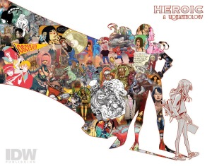 Cover - Womanthology
